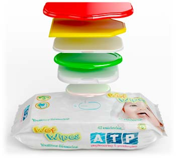 wet wipes packaging machines